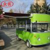 厂家定制电动餐车 多功能流动早餐车