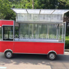 众客餐车 厂家直销移动奶茶车 多功能肉夹馍专供车