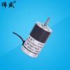 永磁直流电机38ZYT64-R伟盛38mm调速马达有刷永磁直流电机