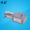 涡轮蜗杆减速电机WS-5882GW低速微型马达大力矩涡轮蜗杆