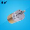 37GB520R直流减速电机12V24V慢速微型电动机