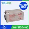 太阳能逆变器蓄电池 12V100AH胶体电池 正品出售