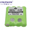 对讲机电池KEBT-072 4.8V700MAH 镍氢电池组