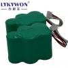 扫地机电池6V科沃斯TBD71 6系列7系列叮当魅影3500mAh镍氢电池组