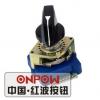 ONPOW中国红波 编码波段开关DCRS 00N,01N,02N,01J,02J