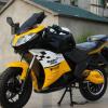 电动摩托车大跑车 地平线S款2000W大功率电动趴赛电摩