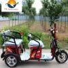宗申老年双人电动三轮代步车 残疾人电动三轮车