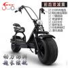 新款普哈雷电瓶车成人电动车大宽胎滑板车踏板车X8电动车