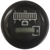 圆形电量计时表兼容科蒂斯CURTIS803