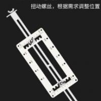 拉手开孔定位器多功能不锈钢木工安装工具衣柜门把手打孔辅助神器