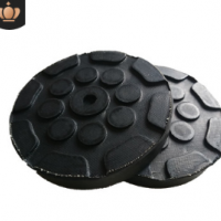 举升机专用脚垫 举升机配件 皖安胶垫 汽车保修用品